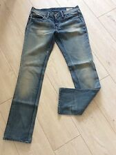 ORIGINAL DIESEL 'Liv' LADIES LOVELY DISTRESSED JEANS UK APPROX 10-12 W29 L32 VGC