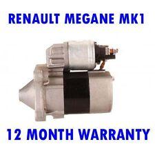 RENAULT MEGANE MK1 MK I 1.4 16V 1999 2000 2001 2002 2003 RMFD STARTER MOTOR