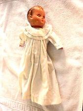 Ancienne poupée vintage EFFANBEE marquée FanB tête et mains compo de 34 cm