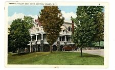 Central Valley NY - CENTRAL VALLEY GOLF CLUB - Postcard