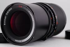 NEAR MINT Hasselblad Carl Zeiss 250mm f/5.6 Zeiss Sonnar CF T* Lens from Japan
