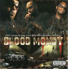 LORD INFAMOUS / T-ROCK & II...-Blood Money CD NEW