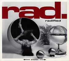 RAD : RADIFIED / CD - TOP-ZUSTAND