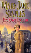 Mary Jane Staples Fire Over London Very Good Book