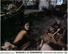 TOBE HOOPER THE TEXAS CHAIN SAW MASSACRE 1974 VINTAGE LOBBY CARD ORIGINAL #7