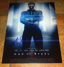 Autographe de Michael Shannon - Superman Man of Steel - Signed in person