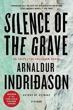Silence of the Grave (Reykjavik Murder Mysteries, No. 2), Arnaldur Indridason, A