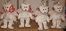 NEW TY Christmas Angel Halo Set Of 4 Jingles Tree or Designer Bag Hangers