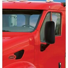Black Mirror Cover Set for KW T700, T2000  &  Peterbilt 385, 587 (R59-1010-11)