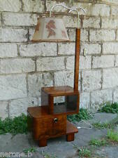 MOBILE CON LAMPADA ANNI '40 - '50 VINTAGE DESIGN CABINET WITH LAMP #B519
