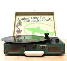 Dogfish Head Marq Spusta Special Edition Crosley Cruiser Turntable Record Player