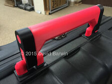 DJI Inspire 1 Case Accent Parts - Heavy Duty Replacement Handle - Coral Red