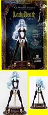 Lady Death Clayburn Moore Chaos Comics Porcelain  Mini Statue 1994