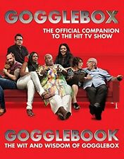 Gogglebook: The Wit and Wisdom of Gogglebox - 1509809309