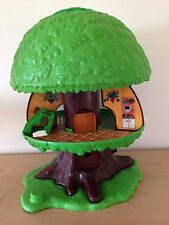 General Mills 1975 Family Toy Tree House vtg Play-set Little People 1970s