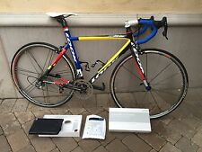 NEW Look S86  carbon road bike Campy SMALL/Mondrian painted  Limitted Edition