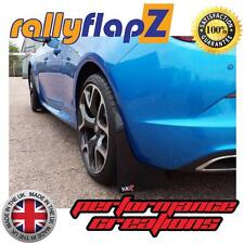 Rally Estilo mudflaps Opel Astra J Gtc Opc Barro Solapas rallyflapz Negro 4 mm De Pvc