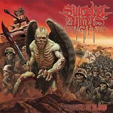 Suicidal Angels - Division of Blood CD+DVD 2016 limited digipack thrash