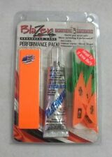 Blazer Arrow Vane Performance Pack Fletching Kit w/Glue Wraps