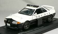 TC49 NIssan GTR Skyline R32 Coupe 1:18 1/18 Diecast Police Toy Model Car Kyosho