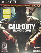 BRAND NEW SEALED Call of Duty Black Ops First Strike Content Playstation 3 PS3