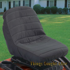 LARGE SEAT COVER for LAWN TRACTOR Riding Mower Yard Ariens, Craftsman & Snapper