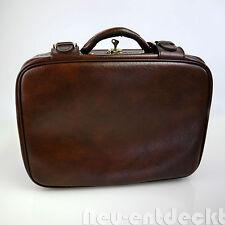 Reise Koffer Kunstleder 70er Jahre Vintage suitcase Design weekender Kult 1655