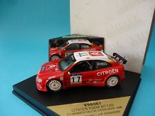 CITROEN XSARA KIT CAR #17 BUGALSKI  RALLY CATALUNYA 1998 1/43 NEW VITESSE V98087