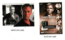 "BOND ""James Bond 007"" HEROES & VILLIANS (CP1) Baltimore Card Convention Promo"
