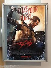 Cinema Poster: 300 RISE OF AN EMPIRE 2014 (Sword One Sheet) Sullivan Stapleton