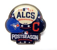 2016 MLB ALCS Dueling Pin - Blue Jays vs Indians
