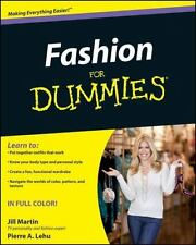 Fashion For Dummies-ExLibrary