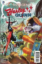 CONVERGENCE HARLEY QUINN #2 - PHIL WINSLADE ARTWORK - DC COMICS - 2015