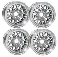 NEW 17x9 Silver Snowflake Wheels 1st 2nd Gen Firebird Trans Am