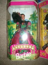 RARE 1993 Filipina Barbie Rose/PINK DRESS Limited Edition