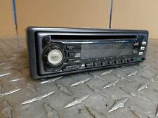 84 MERCEDES 300 D AUTO TURBO DIESEL AFTERMARKET RADIO AUDIO AM FM CD JVC A/M