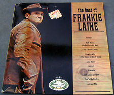 THE BEST OF FRANKIE LAINE - UK HALLMARK LP - SHM 515 - A2/B3 – 1967