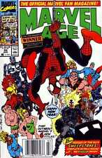 Marvel Age #86 (Mar 90) -Official Marvel Fan Magazine -w/ RoboCop comic preview