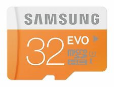 Samsung 32GB EVO Micro SD SDHC Class10 Full HD Flash 32G Memory Card MicroSD