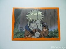 Autocollant Stickers Naruto True Spirit of the Ninja N°48 / Panini 2002