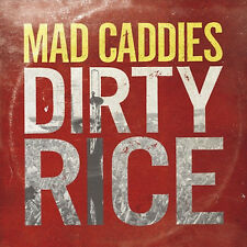 Mad Caddies - Dirty Rice LP - Sealed - NEW COPY