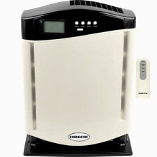 New Oreck Air Purifier 3-speed+Remote Control Revitalizer ion HEPA Filter System