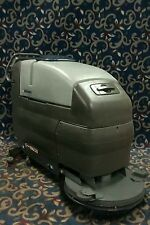 """Advance 28"""" battery-powered automatic floor scrubber with FREE shipping"""