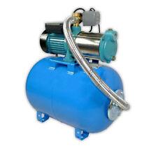 Pompe d'arrosage POMPE DE JARDIN pour puits 1300W avec ballon surpresseur 80L