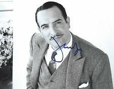 Jean Dujardin signed The Artist 8x10 photo - In Person Proof - OSS 117