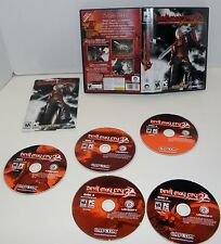 Devil May Cry 3  Dante's Awakening    Special Edition  PC cd-rom  key on manual