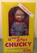 Mezco Child's Play 15-Inch Talking Good Guys Chucky Doll 2016 - In Hand!
