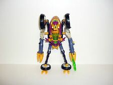 TRANSFORMERS THRUST Beast Machines Action Figure Wars COMPLETE 1999