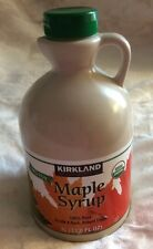 Kirkland Signature Organic Maple Syrup 33.8oz ☆100% Pure~Natural from Canada