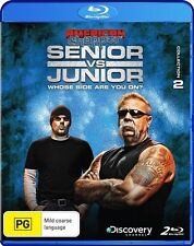 American Chopper - Senior Vs Junior : Collection 2 (Blu-ray, 2011, 2-Disc Set)